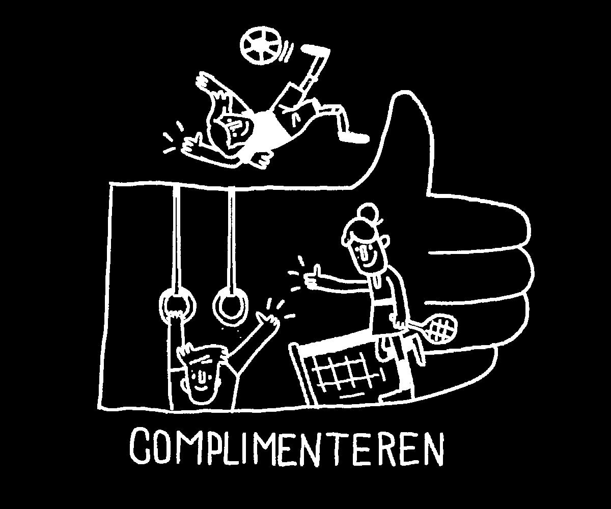 Complimenteren